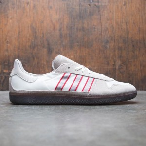 Adidas Men Hulton SPZL (beige / clear brown / clear granite / scarlet)