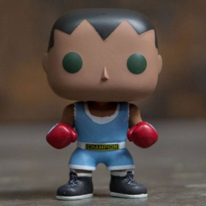 Funko POP Games Street Fighter - Balrog (blue)