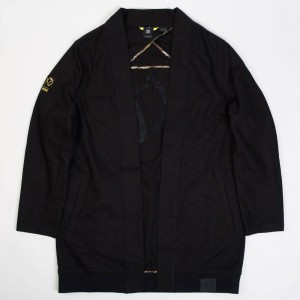 Puma x The Weeknd XO Men Kimono Jacket (black)