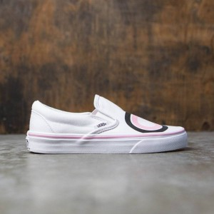 Vans Women Classic Slip-On - Sayings (white / true white)
