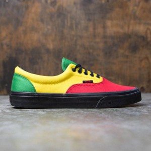 Vans Men Era - Rasta (red / black)