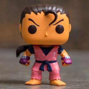 Funko POP Games Street Fighter - Dan (pink)
