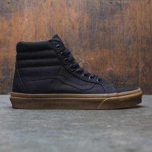 Vans Men SK8-Hi Reissue - Canvas Gum (black)