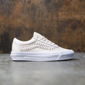 Vans Women Old Skool Weave DX - Leather (delicacy)