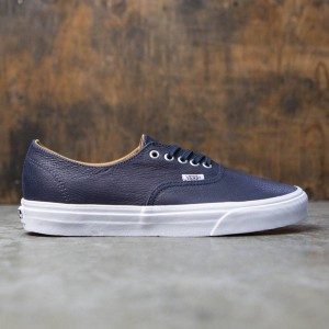 Vans Men Authentic Decon - Premium Leather (blue / parisian night / true white)