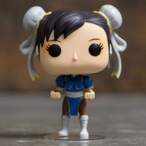 Funko POP Games Street Fighter - Chun Li (blue)