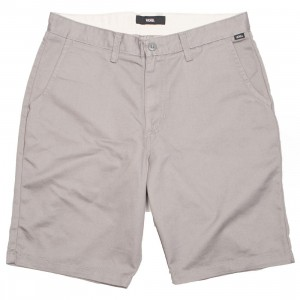 Vans Men Authentic Stretch Shorts (gray / frost)
