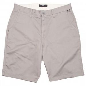 Vans Men Authentic Stretch Shorts (gray / frost)