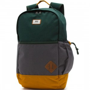 Vans Van Doren II Backpack (green / gray)