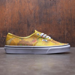 Vans Men Authentic - Van Gogh (white / sunflowers)