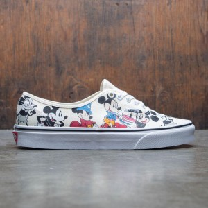 Vans x Disney Men Authentic - Mickey Birthday (white / print)