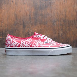 Vans Men Authentic - OTW Repeat (red)