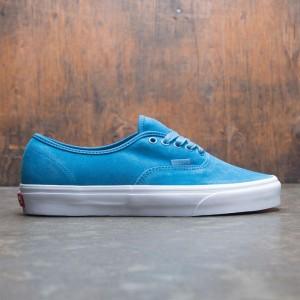 Vans Men Authentic - Soft Suede (blue / sapphire)
