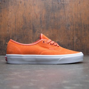 Vans Men Authentic - Soft Suede (orange / koi)