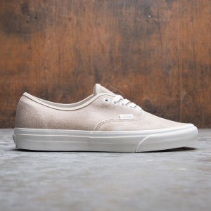Vans Men Authentic - Nubuck Washed (brown)