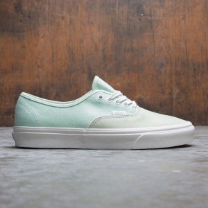 Vans Men Authentic - Nubuck Washed (green)