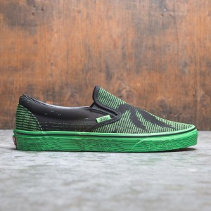 Vans Men Classic Slip-On - Vanscii (green / black)