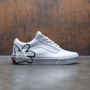 Vans x Disney Women Old Skool - Mickey (white / true white)