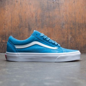 Vans Men Old Skool - Soft Suede (blue / sapphire)