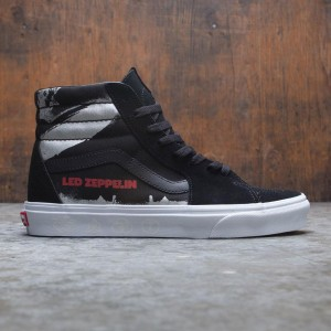 Vans x Led Zeppelin Men SK8-Hi (black)