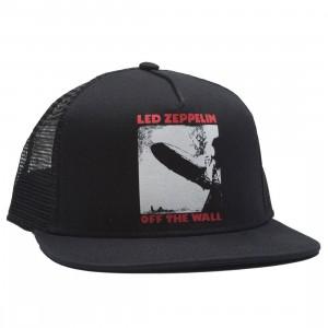Vans x Led Zeppelin Trucker Hat (black white)