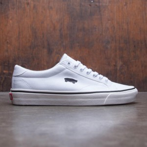 Vans Men Court Icon (white / true white)