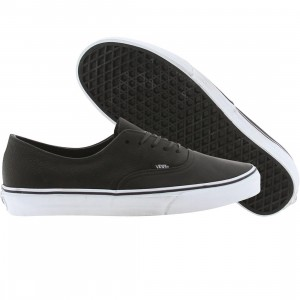 Vans Men Authentic Decon CA (distressed leather black)