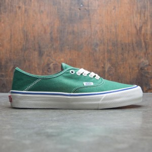 Vans Men Authentic SF - Salt Wash (green / eden salt wash)