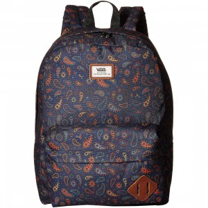 Vans Old Skool II Backpack (blue)