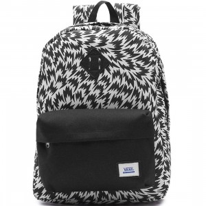 Vans x Eley Kishimoto Old Skool II Backpack (black / white)