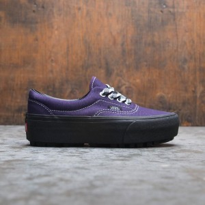 Vans Women Era Lug Platform - 90s Retro (purple)