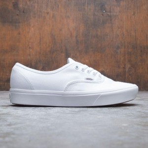 Vans Men Authentic - Comfy Cush (white / true white)