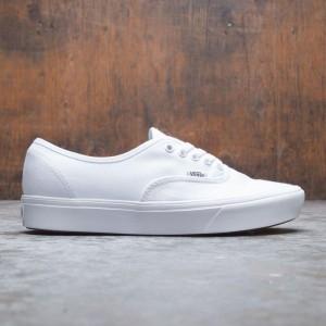 Vans Men Authentic - Comfy Cush (white / true white)