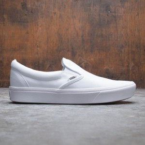 Vans Men Classic Slip-On - Comfy Cush (white / true white)