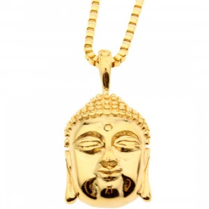 Veritas Aequitas Siddhartha Necklace (gold)