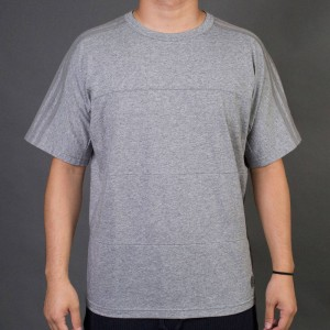 Adidas x Wings + Horns Men WH Tee (gray / ash)