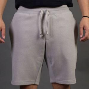 Adidas x Wings + Horns Men Bonded Linen Shorts (gray / solid grey)