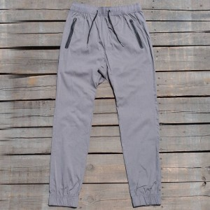 Zanerobe Men Dropshot Tech Pants (gray / cement)