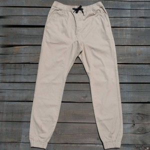 Zanerobe Men Sureshot Jogger Pants (tan)